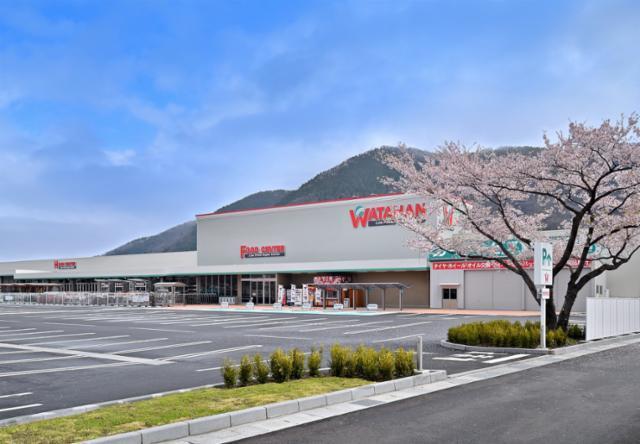 綿半パートナーズ 飯田EC物流センターの画像・写真